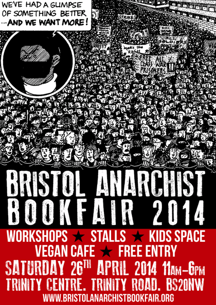 Bristol Anarchist Book Fair 2014